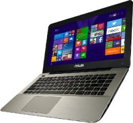 Asus X455LA-WX002D Laptop (Core i3 4th Gen/4 GB/500 GB/DOS) Price