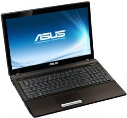 Asus X53U-VX053D Laptop (Brazos Dual Core/2 GB/320 GB/DOS/512 MB) Price