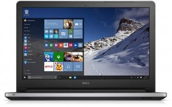 Dell Inspiron 15 5558 (i5558-1430BLK) Laptop (Core i3 5th Gen/4 GB/500 GB/Windows 10) Price