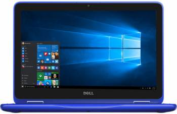 Dell Inspiron 11 3168 (i3168-3271BLU) Laptop (Pentium Quad Core/4 GB/500 GB/Windows 10) Price