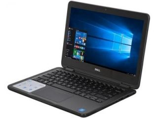 Dell Inspiron 11 3168 (i3168-3272GRY) Laptop (Pentium Quad Core/4 GB/500 GB/Windows 10) Price