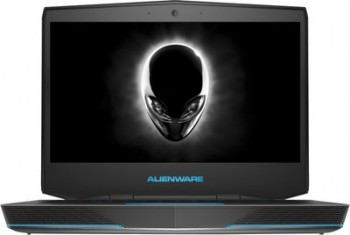 Dell Alienware 14 (AW14781TB2A2) Laptop (Core i7 4th Gen/8 GB/1 TB/Windows 8 1/2 GB) Price