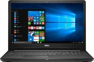 Dell Inspiron 15 3567 (i3567-3636BLK-PUS) Laptop (Core i3 7th Gen/8 GB/1 TB/Windows 10) Price