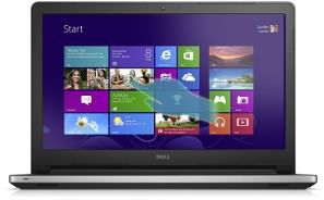 Dell Inspiron 15 5000 (i5555-2143SLV) Laptop (AMD Quad Core A8/8 GB/1 TB/Windows 8 1) Price