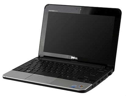 Dell Mini 10 Laptop (Atom Dual Core/1 GB/250 GB/DOS) Price