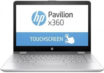 HP Pavilion x360 14-ba073TX (2FK60PA) Laptop (Core i5 7th Gen/8 GB/1 TB 8 GB SSD/Windows 10/2 GB) Price