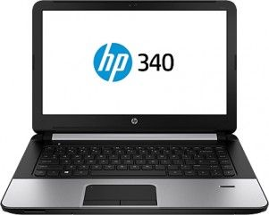HP 340 G2 (L8E40UT) Laptop (Celeron Dual Core/4 GB/500 GB/Windows 7) Price
