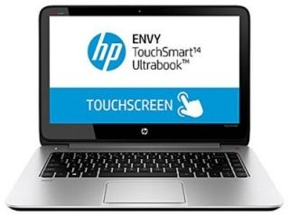 HP ENVY TouchSmart 14-k112nr (E0M54UA) Laptop (Core i5 4th Gen/8 GB/128 GB SSD/Windows 8 1) Price