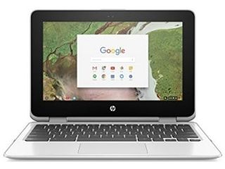 HP Chromebook x360 11-ae040nr (2MW53UA) Laptop (Celeron Dual Core/4 GB/32 GB SSD/Google Chrome) Price