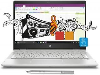 HP Pavilion TouchSmart 14 X360 14-cd0051TU (4LR30PA) Laptop (Core i5 8th Gen/8 GB/1 TB 8 GB SSD/Windows 10/2 GB) Price