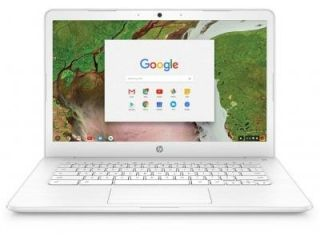 HP Chromebook 14-ca060nr (3GY45UA) Laptop (Celeron Dual Core/4 GB/32 GB SSD/Google Chrome) Price
