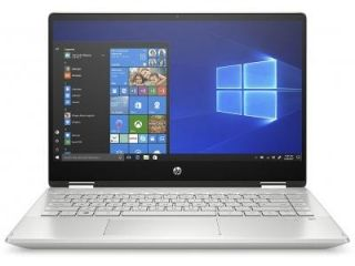 HP Pavilion TouchSmart 14 x360 14-dh0101tu (6ZF27PA) Laptop (Core i3 8th Gen/4 GB/256 GB SSD/Windows 10) Price