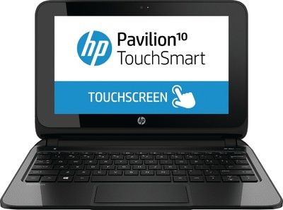 HP Pavilion TouchSmart 10-e007AU (F4A68PA) Laptop (AMD Dual Core/2 GB/500 GB/Windows 8 1) Price