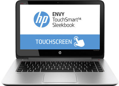 HP Envy 14-K011TU (E3B60PA) Laptop (Core i5 4th Gen/4 GB/1 TB/Windows 8) Price