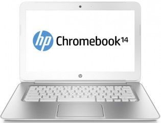 HP Chromebook 14-q029wm (F0H06UA) Laptop (Celeron Dual Core/4 GB/16 GB SSD/Google Chrome) Price