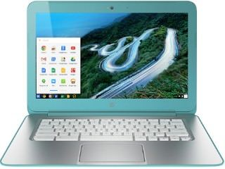 HP Chromebook 14-q039wm (F0H07UA) Netbook (Celeron Dual Core/4 GB/16 GB SSD/Google Chrome) Price