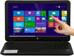 HP Pavilion TouchSmart 15-f010wm (J8A22UA) Laptop (Celeron Dual Core/4 GB/500 GB/Windows 8 1) Price