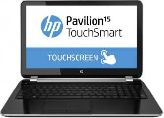 HP Pavilion TouchSmart 15-d053cl (F5Y25UA) Laptop (Core i3 3rd Gen/6 GB/750 GB/Windows 8 1) Price