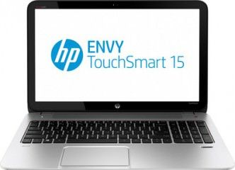 HP ENVY TouchSmart 15-j100 (F6C79PA) Laptop (Core i5 4th Gen/8 GB/1 TB 8 GB SSD/Windows 8 1/2 GB) Price