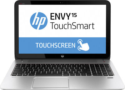 HP ENVY TouchSmart 15-j111TX (F6C59PA) Laptop (Core i7 4th Gen/8 GB/1 TB/Windows 8 1/2 GB) Price