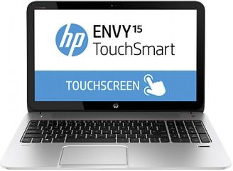 HP ENVY TouchSmart 15-j113tx (F6C79PA) Laptop (Core i7 4th Gen/8 GB/1 TB/Windows 8 1/2 GB) Price