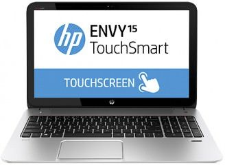 HP ENVY TouchSmart 15-j114tx (F6C80PA) Laptop (Core i7 4th Gen/8 GB/1 TB/Windows 8 1/2 GB) Price