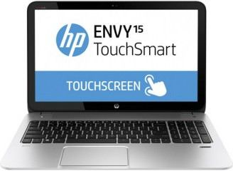 HP ENVY TouchSmart 15-j117tx (F6C90PA) Laptop (Core i7 4th Gen/16 GB/256 GB SSD/Windows 8 1/4 GB) Price