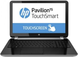 HP Pavilion TouchSmart 15-n040us (E8B05UA) Laptop (Core i3 4th Gen/4 GB/750 GB/Windows 8) Price
