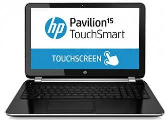 HP Pavilion TouchSmart 15-n047cl (E9G53UA) Laptop (Core i5 4th Gen/6 GB/750 GB/Windows 8) Price