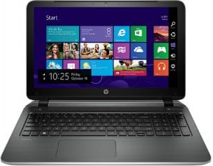 HP Pavilion TouchSmart 15-p111nr (K9B17UA) Laptop (AMD Quad Core A8/12 GB/1 TB/Windows 8 1) Price