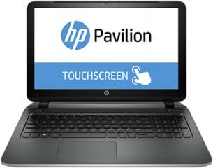 HP Pavilion TouchSmart 15-p158sa (K6Z88EA) Laptop (AMD Quad Core A10/8 GB/750 GB/Windows 8 1) Price