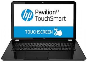 HP Pavilion TouchSmart 17-e155nr (J8S35UA) Laptop (AMD Quad Core A4/4 GB/750 GB/Windows 8 1/2 GB) Price