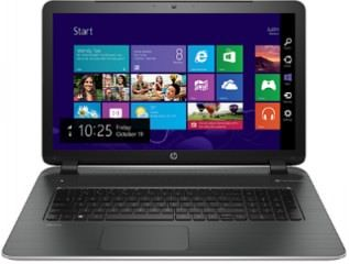 HP Pavilion 17-f010us (G6R28UA) Laptop (Atom Quad Core A8/4 GB/750 GB/Windows 8 1) Price