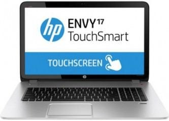 HP ENVY TouchSmart 17-j113tx (F7Q20PA) Laptop (Core i7 4th Gen/16 GB/2 TB/Windows 8 1/2 GB) Price