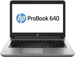 HP ProBook 640 G1 (F6B46PA) Laptop (Core i5 4th Gen/8 GB/500 GB/Windows 8) Price
