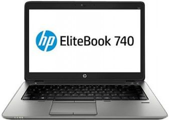 HP Elitebook 740 G1 (J8V04UT) Ultrabook (Core i5 4th Gen/4 GB/180 GB SSD/Windows 7) Price