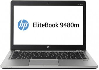 HP Elitebook 9480m (J5P78UT) Ultrabook (Core i5 4th Gen/4 GB/256 GB SSD/Windows 7) Price