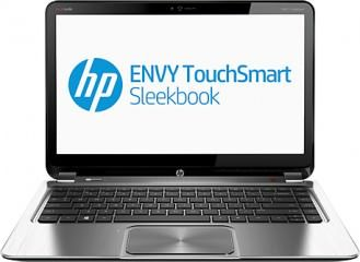 HP ENVY TouchSmart 14 4-1105dx (C6N88UA) Laptop (Core i3 3rd Gen/4 GB/500 GB 32 GB SSD/Windows 8) Price