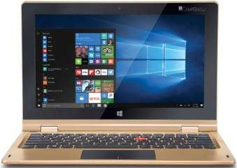 iBall CompBook i360 Laptop (Atom Quad Core X5/2 GB/32 GB SSD/Windows 10) Price