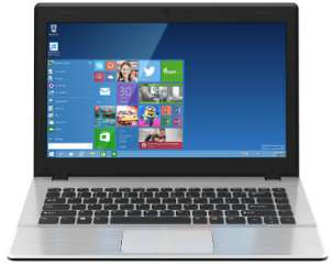 InFocus Buddy P Plus Laptop (Celeron Quad Core/4 GB/128 GB SSD/Linux) Price
