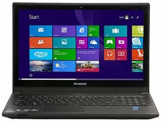 Lenovo Essential B50-45 (59-442503) Laptop (AMD Dual Core E1/4 GB/320 GB/Windows 8 1) Price