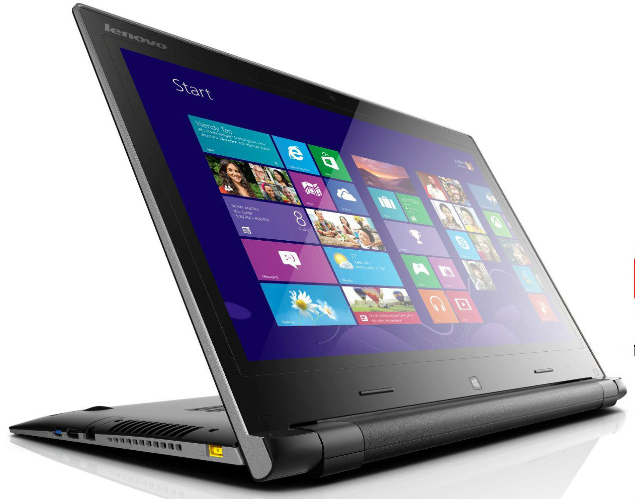 Lenovo Ideapad Flex 15 (59-387570) Laptop (Core i5 4th Gen/8 GB/500 GB 8 GB SSD/Windows 8) Price