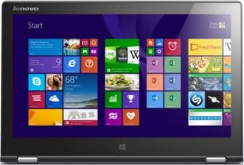 Lenovo Ideapad Yoga 2 13 (59-429103) Laptop (Core i5 4th Gen/4 GB/500 GB 8 GB SSD/Windows 8 1) Price