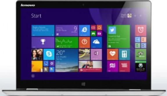 Lenovo Yoga 3 14 Laptop (Core i7 5th Gen/8 GB/256 GB SSD/Windows 8 1/2 GB)