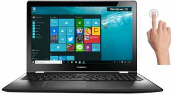Lenovo Ideapad Yoga 500 (80N400MLIN) Laptop (Core i5 5th Gen/4 GB/500 GB 8 GB SSD/Windows 10/2 GB) Price