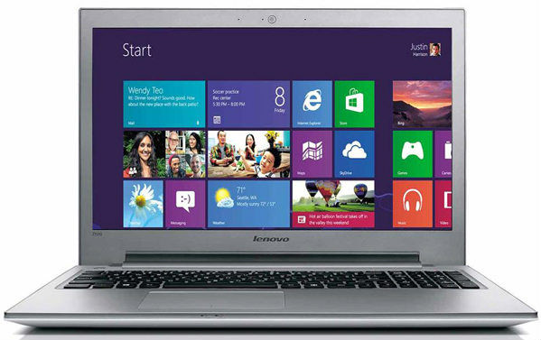 Lenovo Ideapad Z500 (59-380480) Laptop (Core i5 3rd Gen/4 GB/1 TB/Windows 8/1) Price