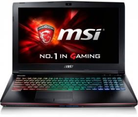 MSI GE73VR 7RF Raider Laptop (Core i7 7th Gen/16 GB/1 TB 256 GB SSD/Windows 10/8 GB) Price