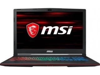 MSI GP63 8RE-442IN Laptop (Core i7 8th Gen/16 GB/1 TB 256 GB SSD/Windows 10/6 GB) Price