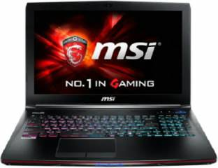 MSI GE62 6QF Apache Pro Laptop (Core i7 6th Gen/8 GB/1 TB/Windows 10/3 GB) Price