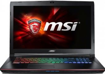 MSI GE72 Apache Pro-029 Laptop (Core i7 6th Gen/16 GB/1 TB 128 GB SSD/Windows 10/2 GB) Price